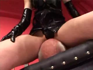 Submissive slaves gets their best facesitting dreams come true